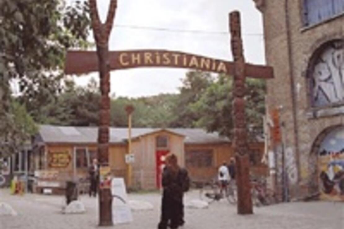 Kopenhag'ın ortasında Christiania Kriterleri