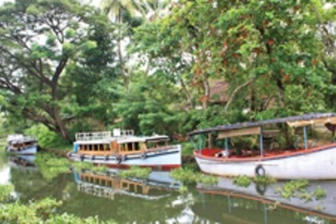 Vembanad'da cenneti yaşadım