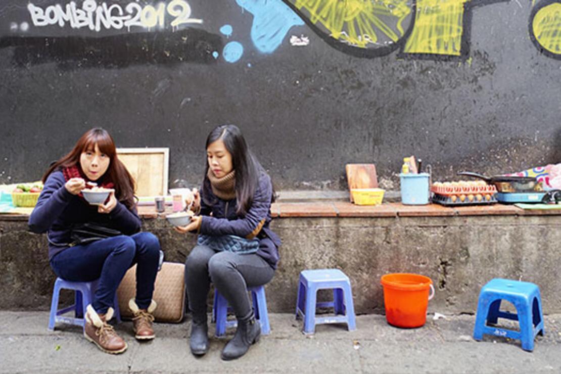 Vietnam'ın sokak lezzetlerinden nasıl başım döndü?