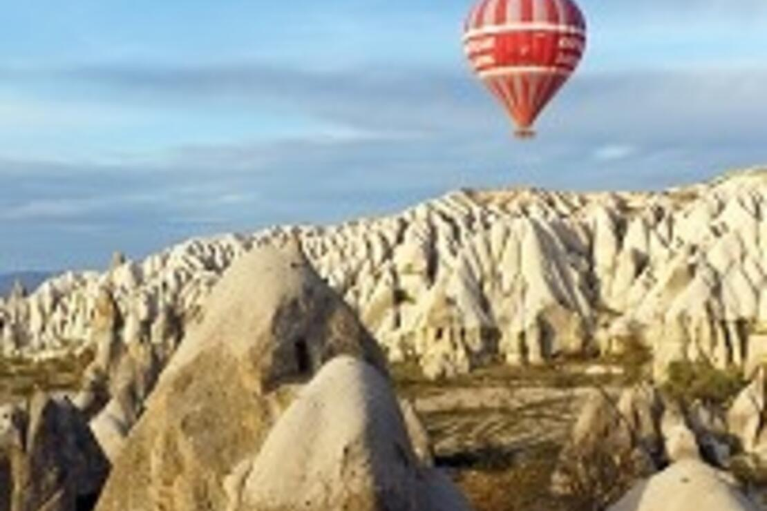 Kapadokya'nın madalyaları turizm temasına dönüşüyor