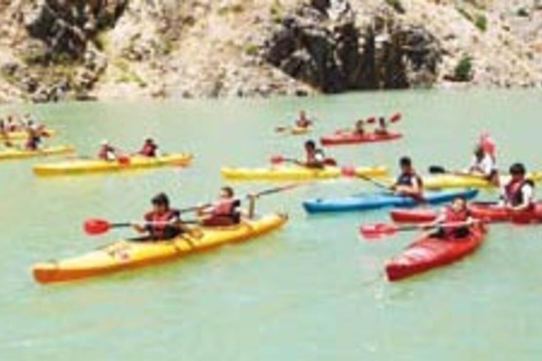 Kemaliye Uluslararası Doğa Sporları Festivali başlıyor