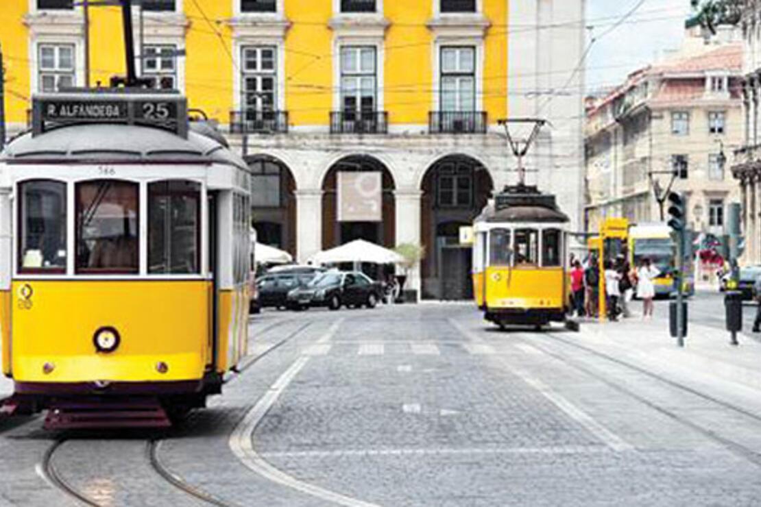 36 saatte Lizbon