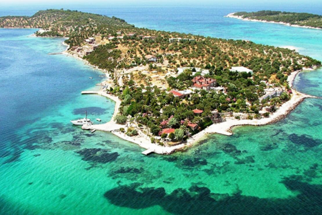 Huzurlu tatili bununla yazın: Kalem Adası