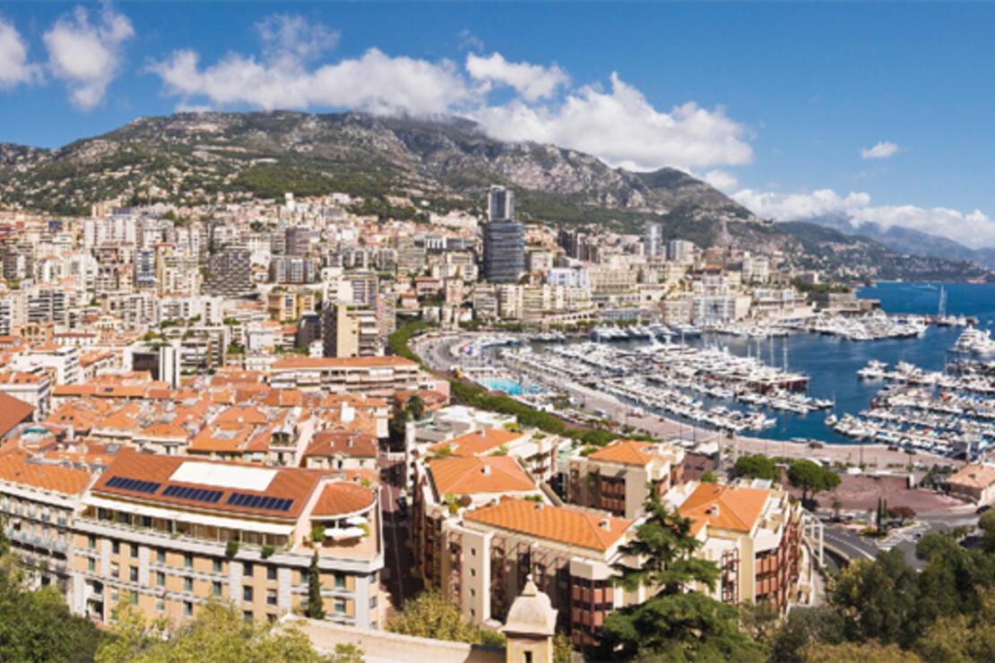 36 saatte Monako