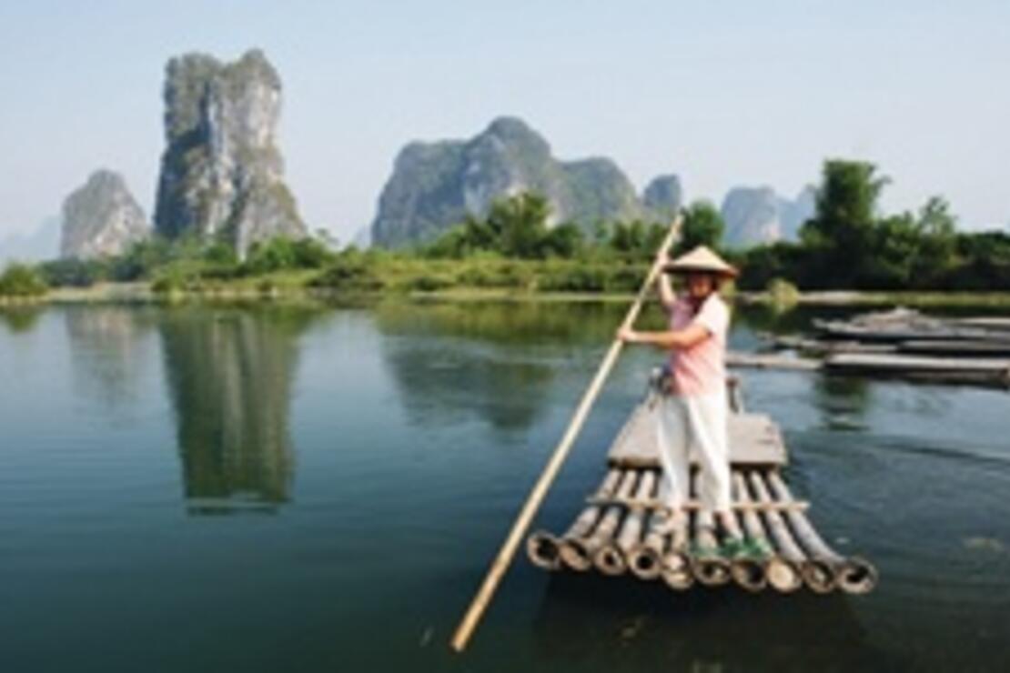 Tekne turuna çıkmadan Guilin'den dönmeyin