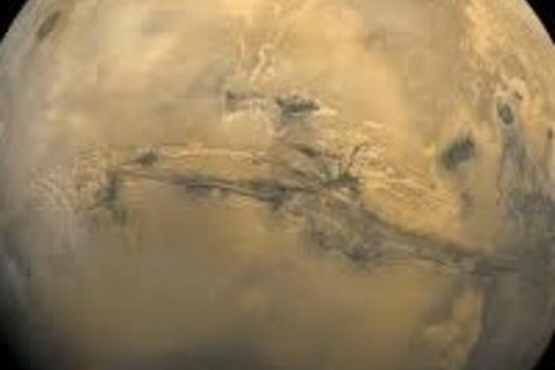 'Hepimiz Mars'tan gelmiş olabiliriz'