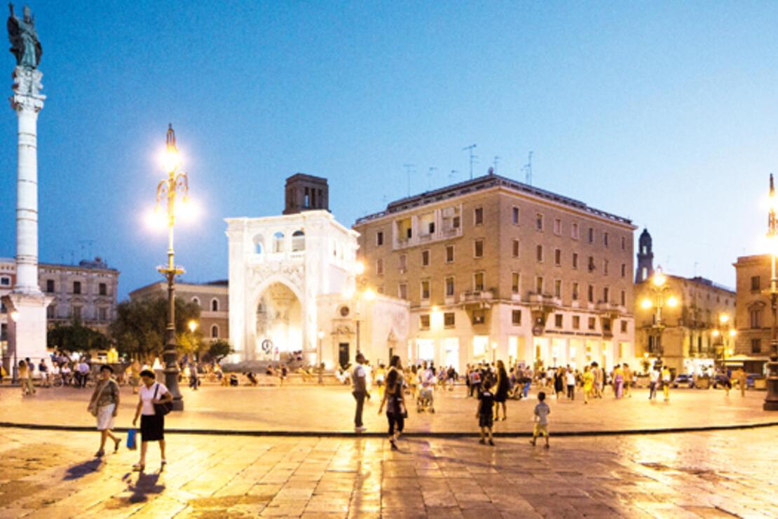 36 saatte Lecce