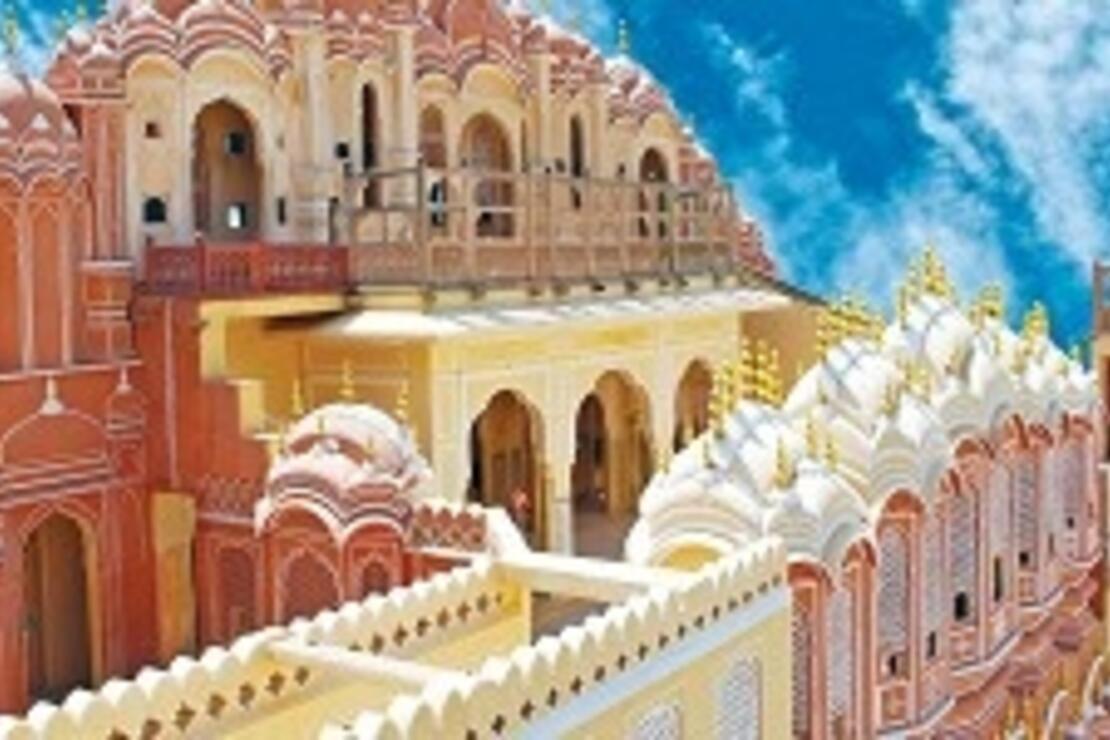 Rajastan'ın pembe başkenti