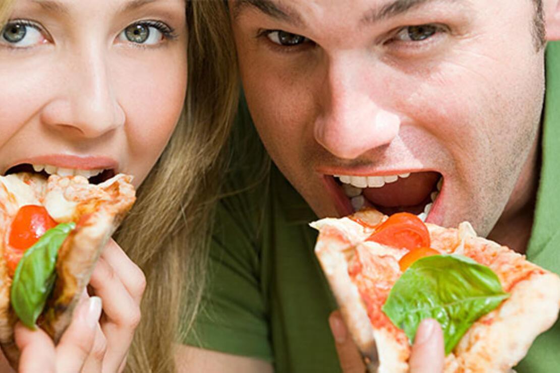 İtalya'da pizza nerede yenir?