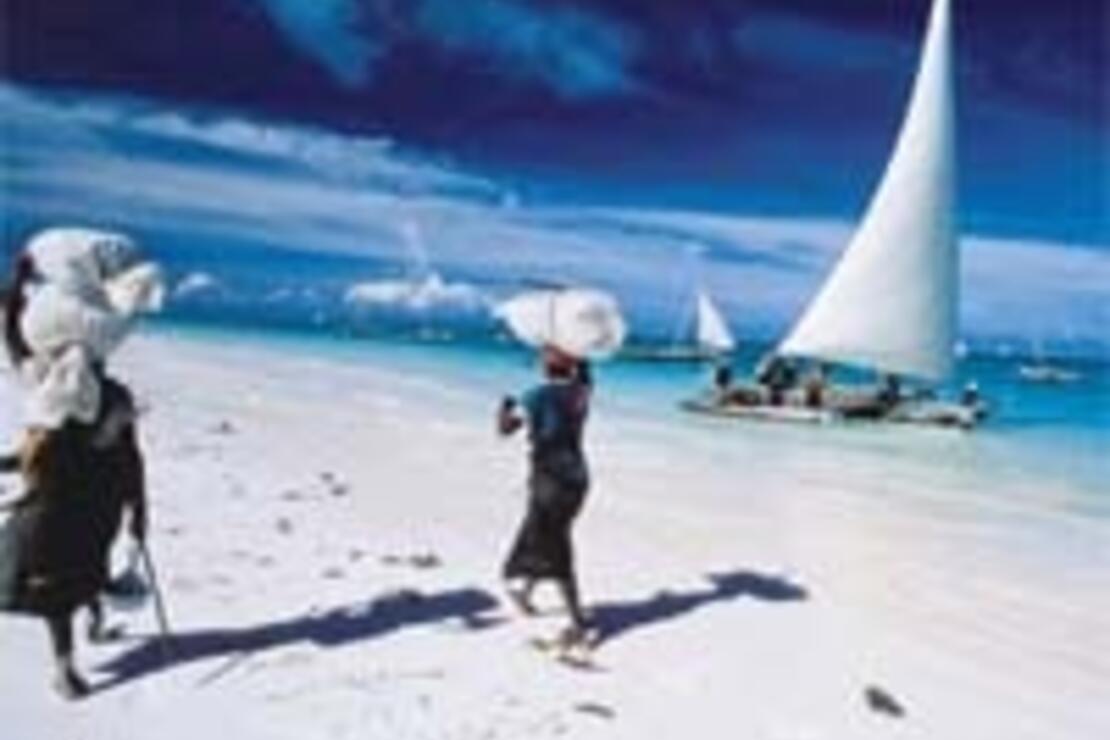 Afrika'nın muhteşem adası ZANZİBAR