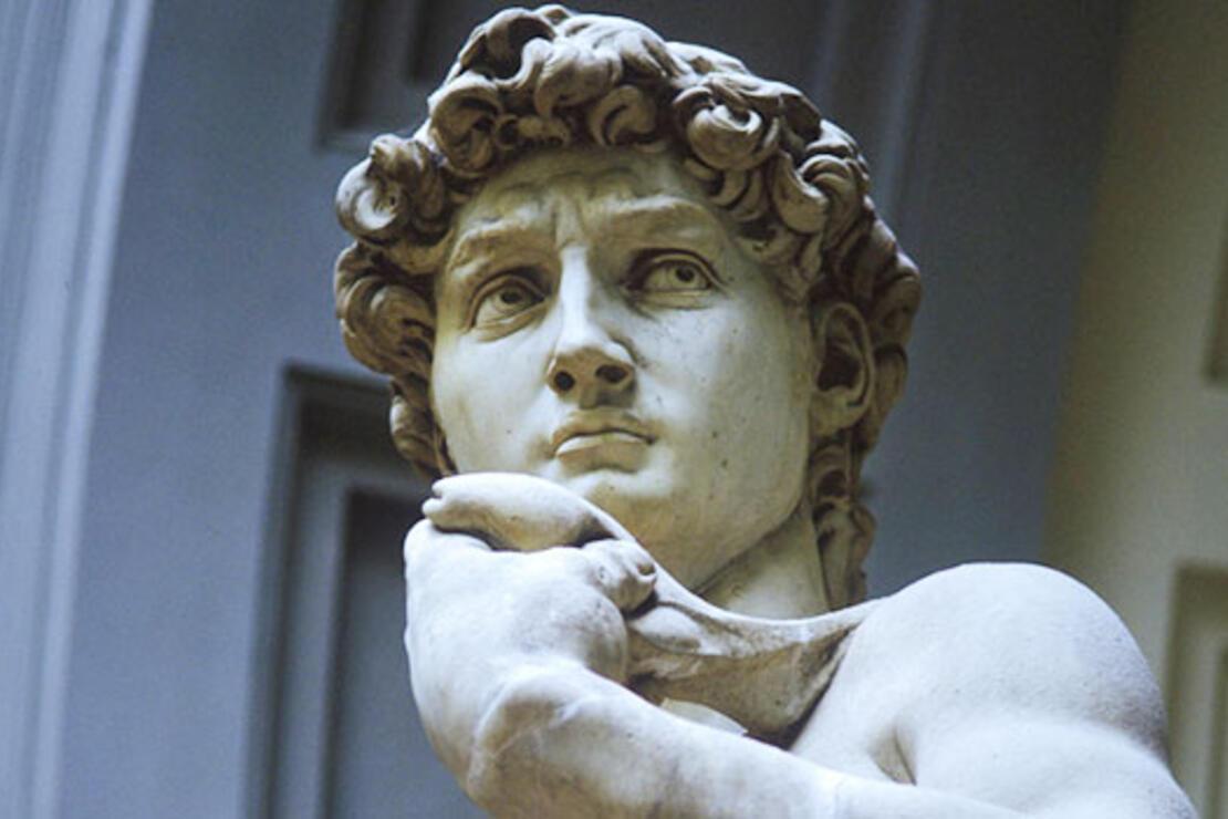 Michelangelo insansa ben neyim?