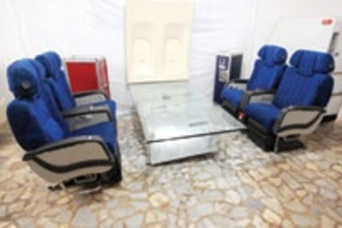 First class oturma odaları