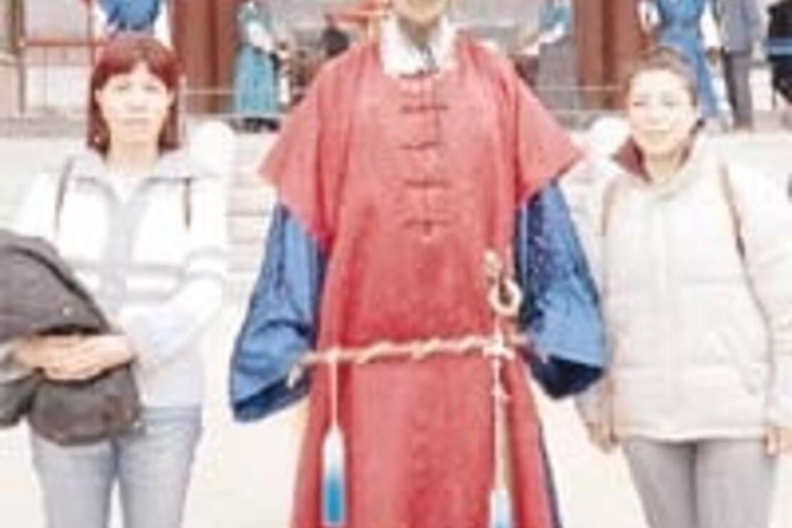 Ebedi gençlik sözünü okudum Güney Kore'nin yolunu tuttum