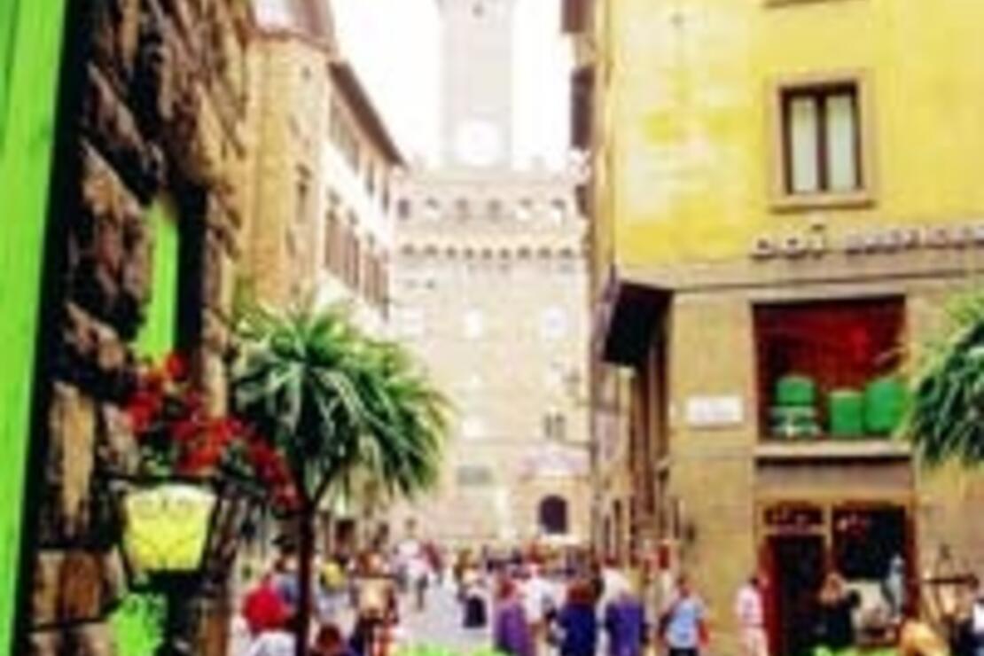Floransa'da sanatla yıkandım