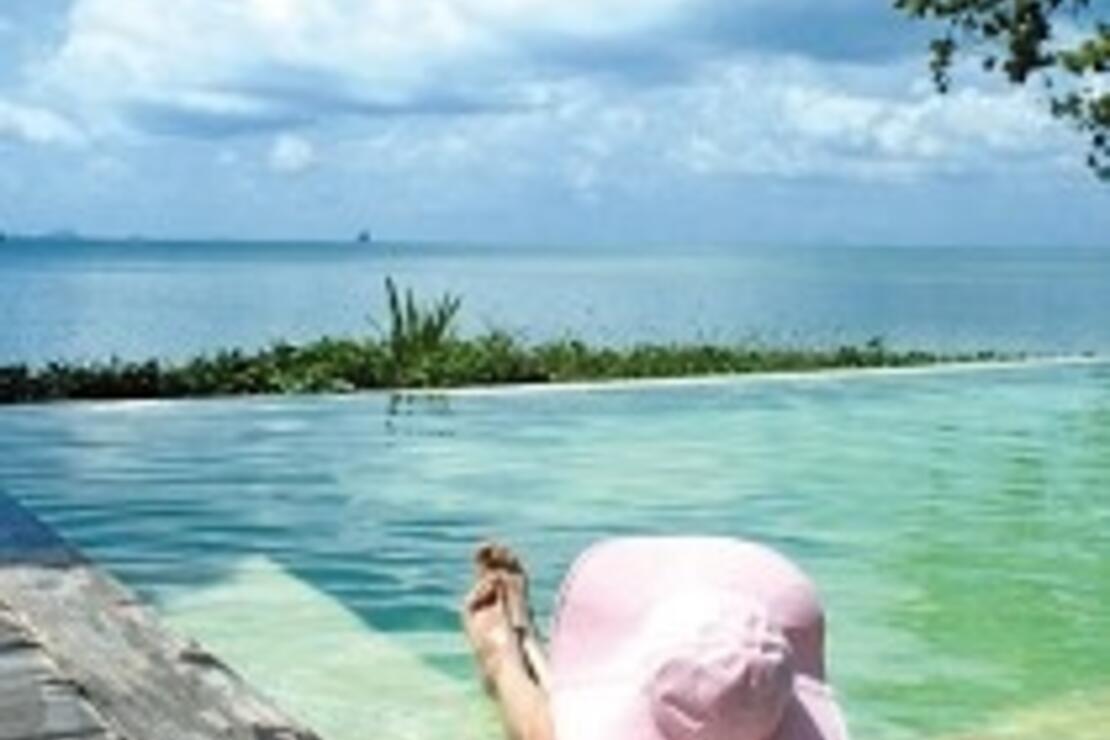 Phang-Nga'da James Bond Adası'nı görmeye gelenleri deniz çingeneleri ağırlıyor