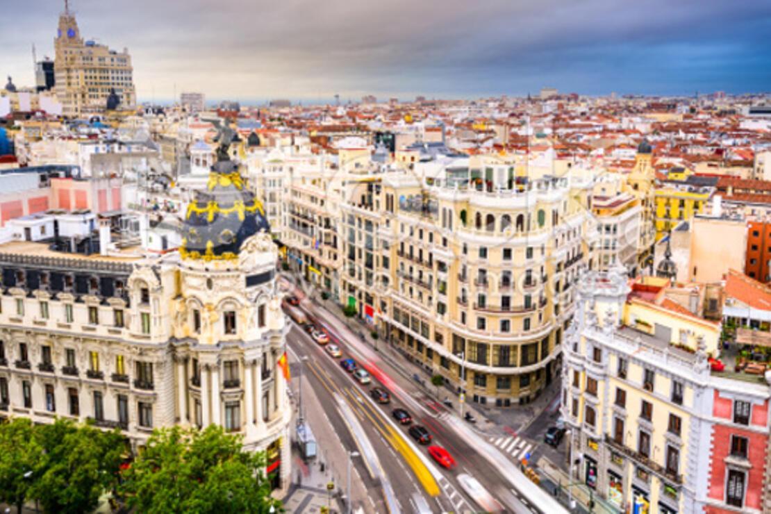 Asır deviren lezzetlerle Madrid