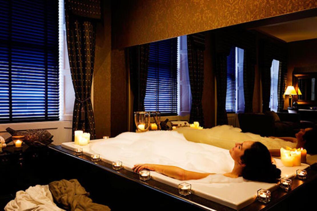 Baştan çıkartan odalar: Avrupa'nın en seksi otelleri