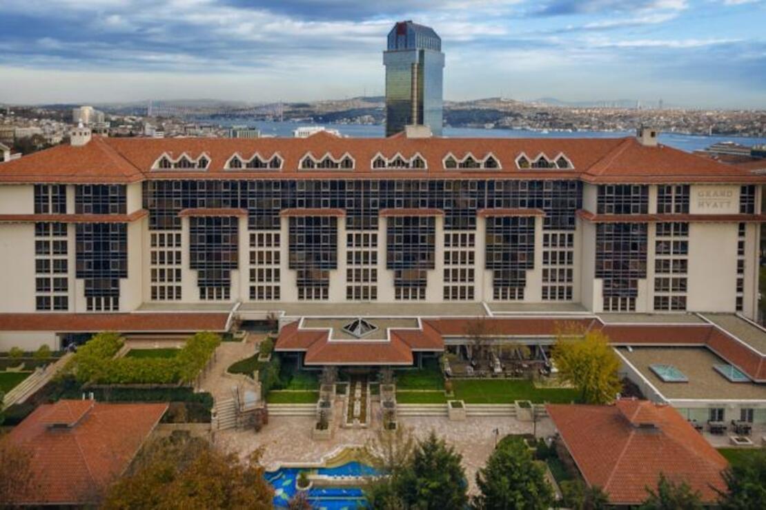 İstanbul'da Grand Hyatt'tan sonbahar fırsatı