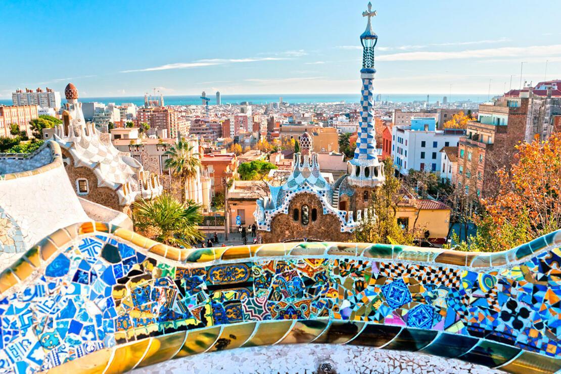 Barselona'yı bir de böyle gezin