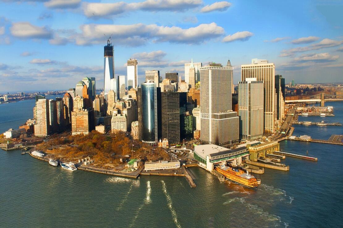 36 saatte Manhattan