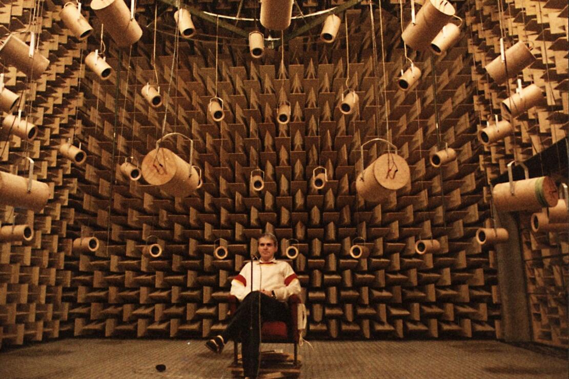 Dünyanın en sessiz odası: Orfield Laboratuvarı