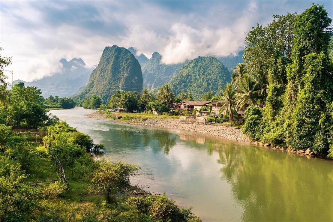 Laoların ülkesi: Laos