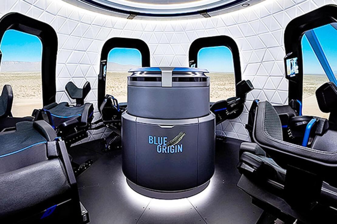 Uzay turizmi gelecek yıl başlıyor!