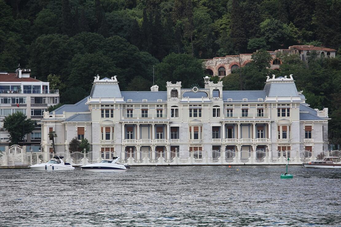 Boğaziçi'nin İtalyan mimarları