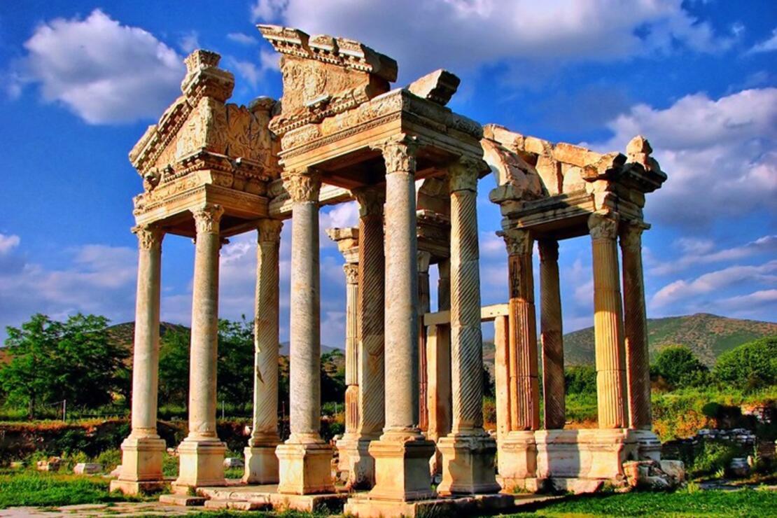 Aphrodisias Antik Kenti UNESCO listesinde