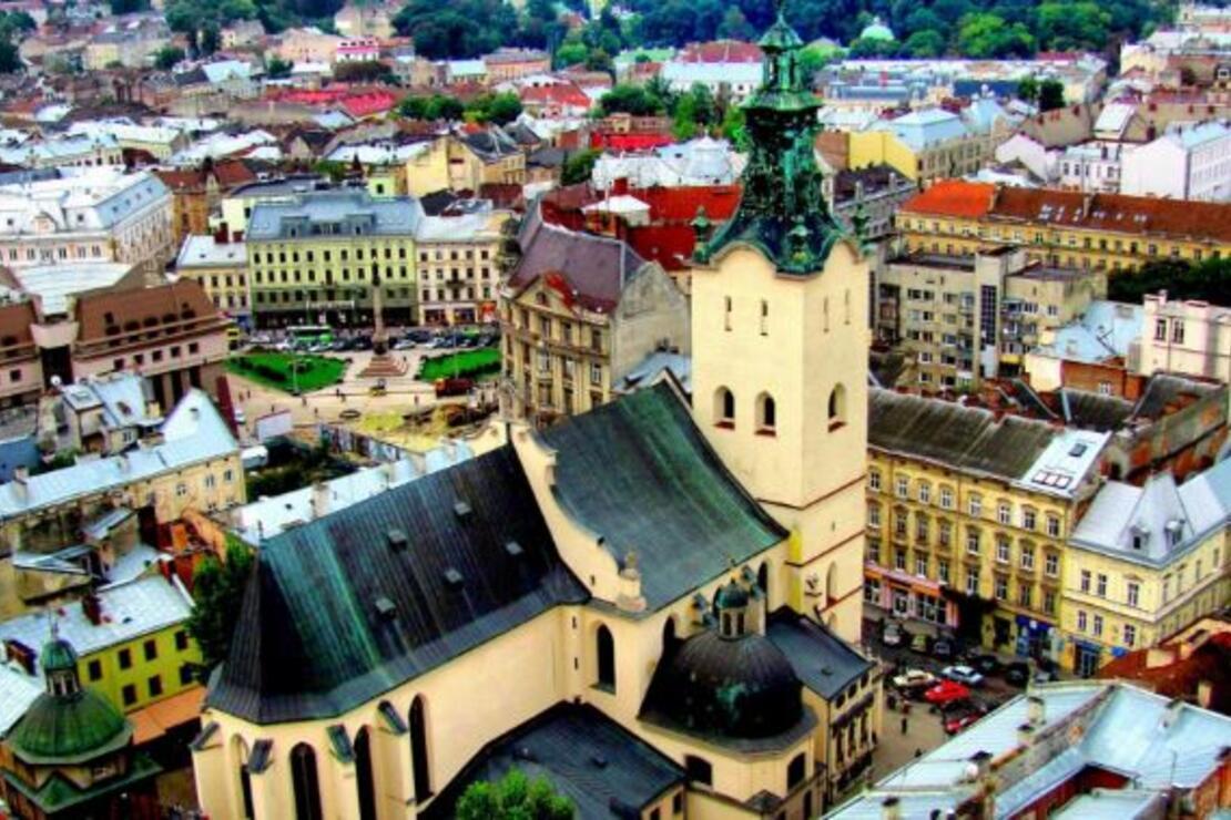 Görkemli kiliseler ve lezzetli kahvelerin şehri: Lviv