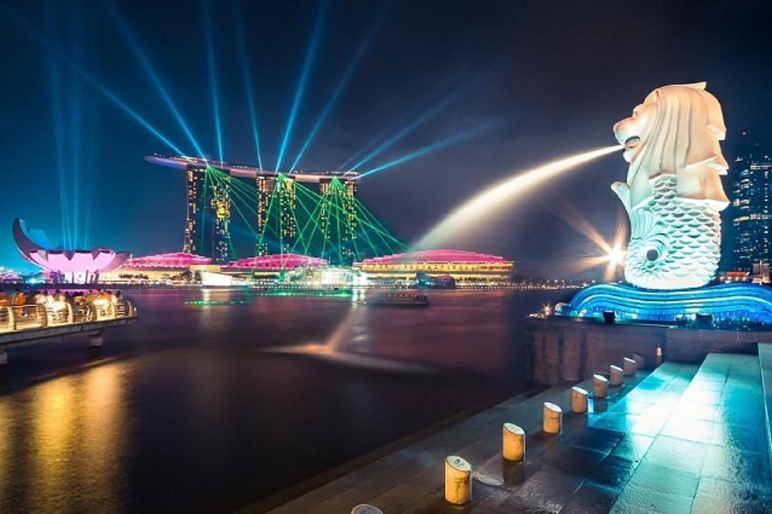Singapur'a gitmek için 10 neden