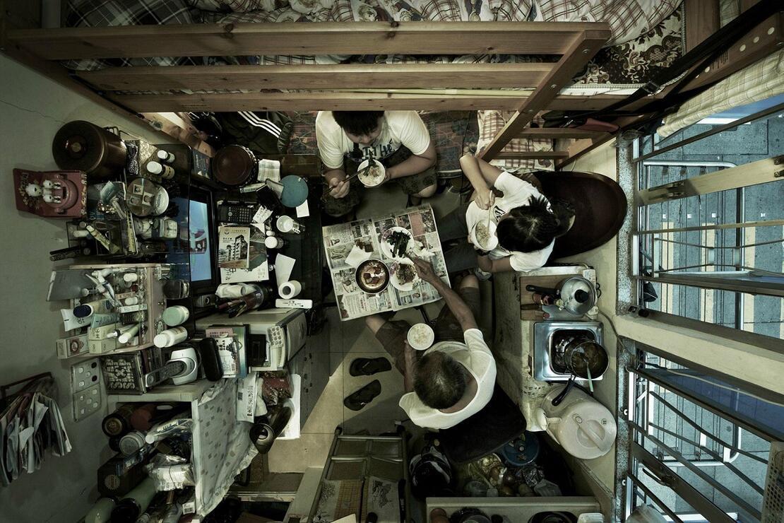 Hong Kong'un ilginç kapsül evleri