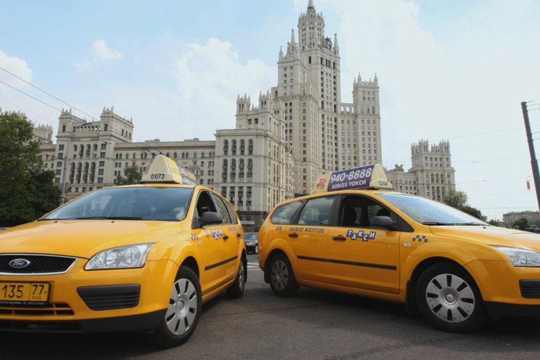 Rusya'da taksiye binerken bilinmesi gerekenler
