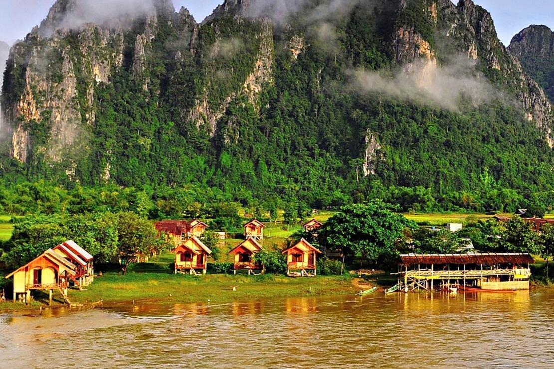 Güneydoğu Asya'nın saklı hazinesi: Laos
