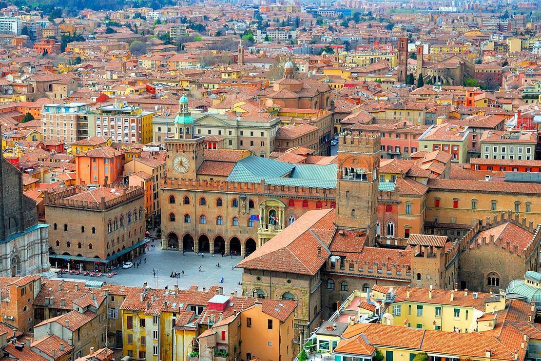 İtalya'nın lezzet durağı: Bologna
