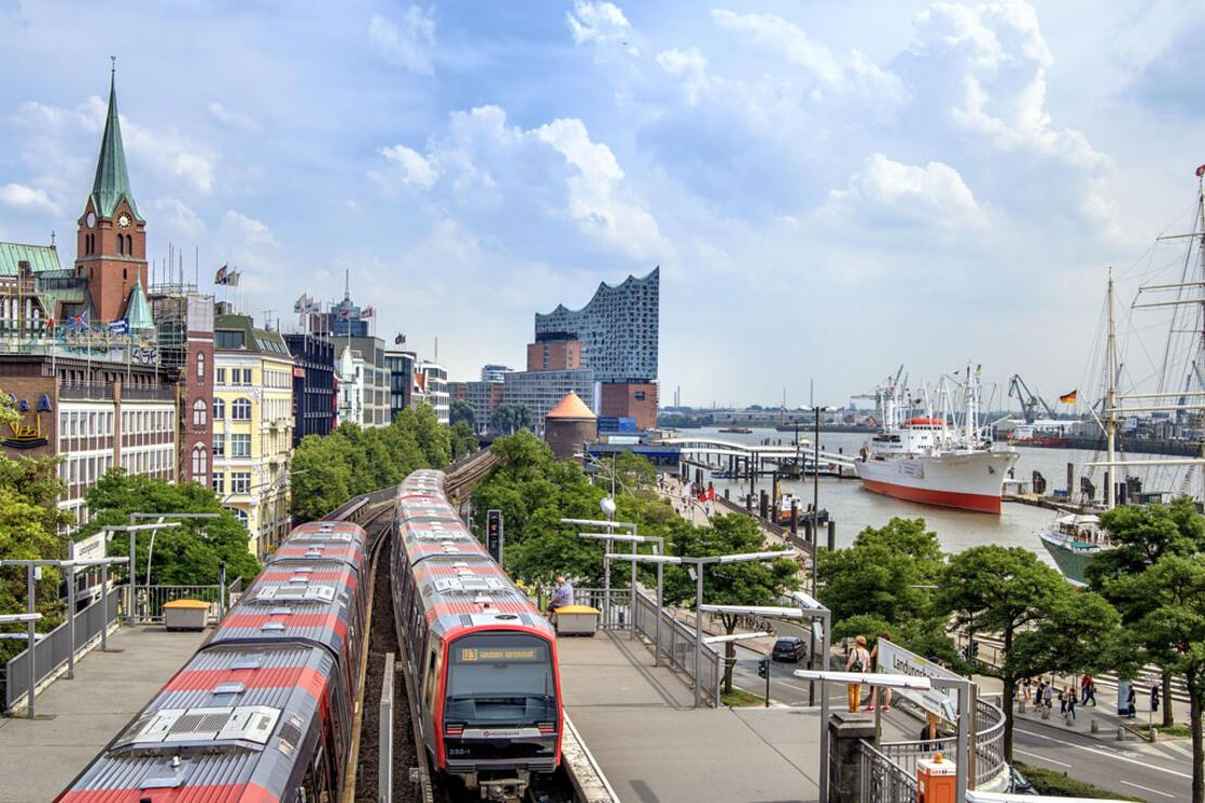 36 saatte Hamburg