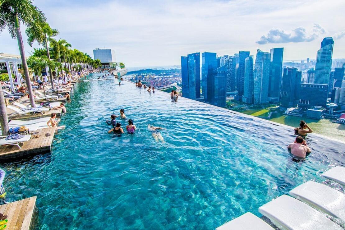 Telaşsız, sakin ve etkileyici bir şehir: Singapur