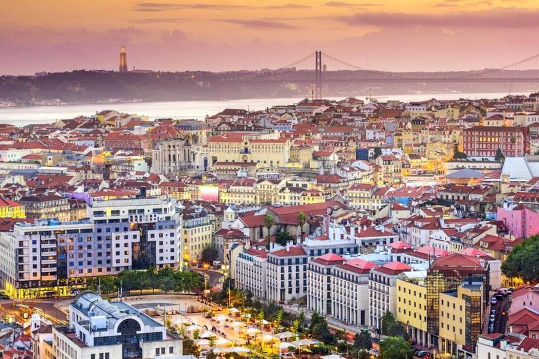 Zamanı unutturan şehir: Lizbon