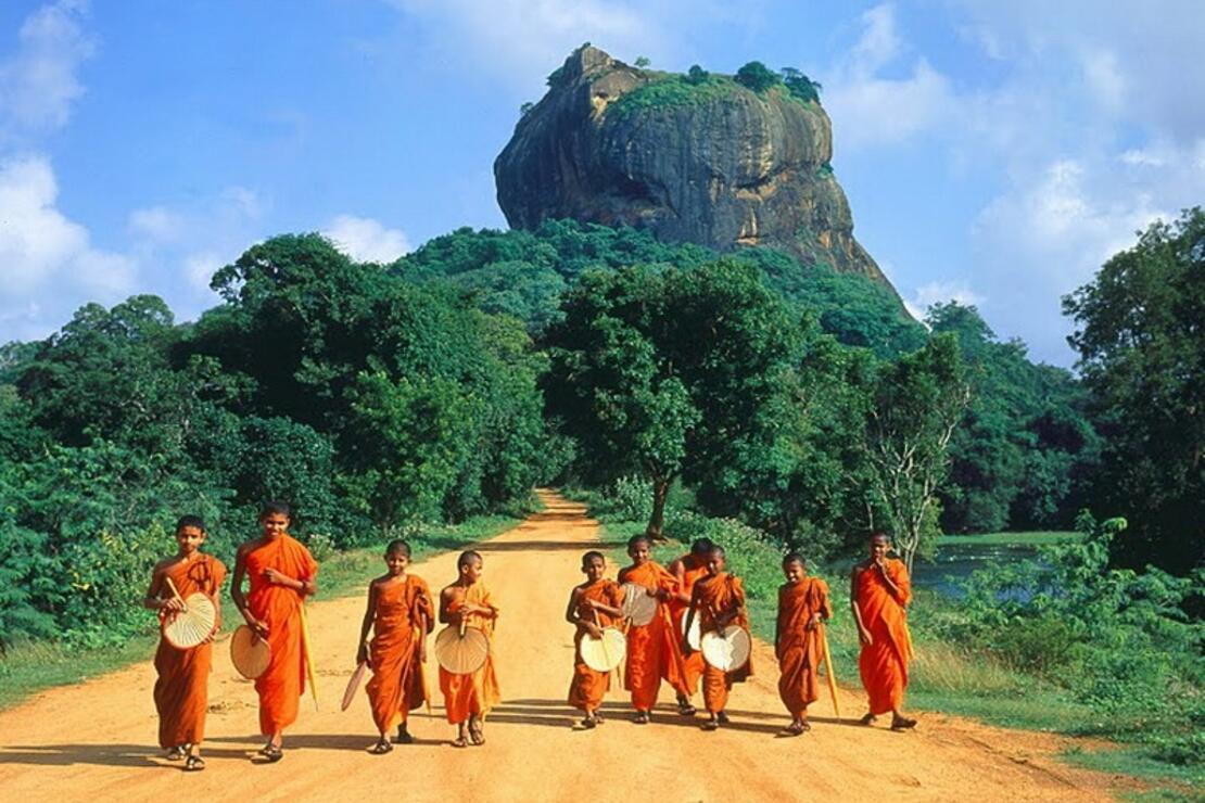 Mis kokan çayları ve özgür hayvanlarıyla Sri Lanka