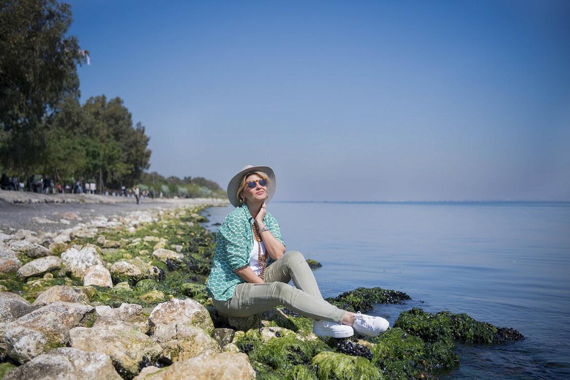 İzmir'de bir Yahudi Sara Pardo