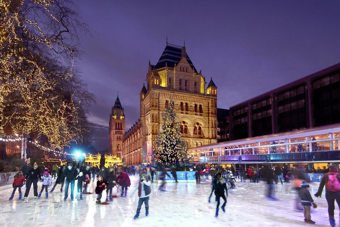 Yeni yıl rotalarının en büyülüsü: Londra