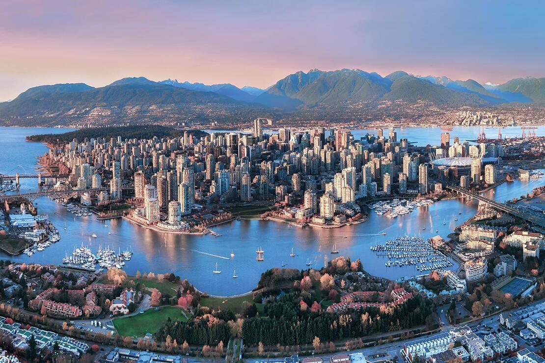 Kültürlerin birleştiği yer: Kanada
