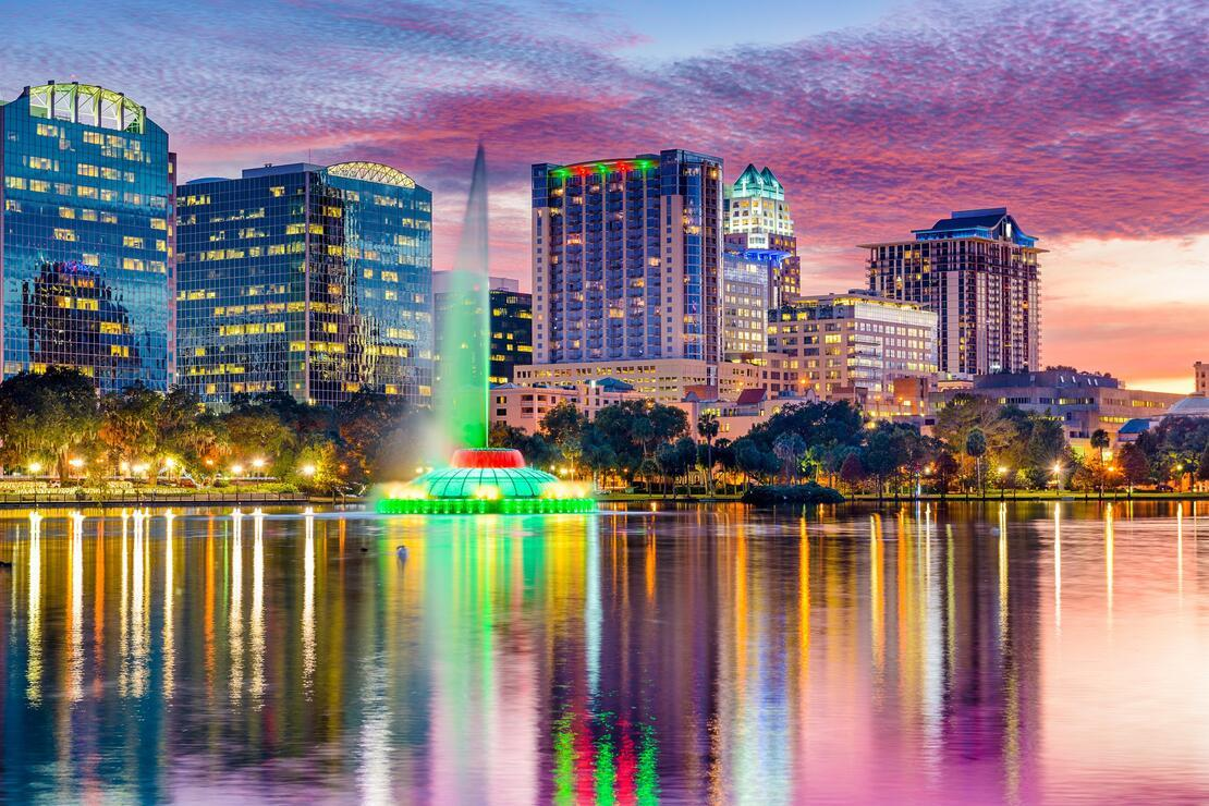 36 saatte Orlando