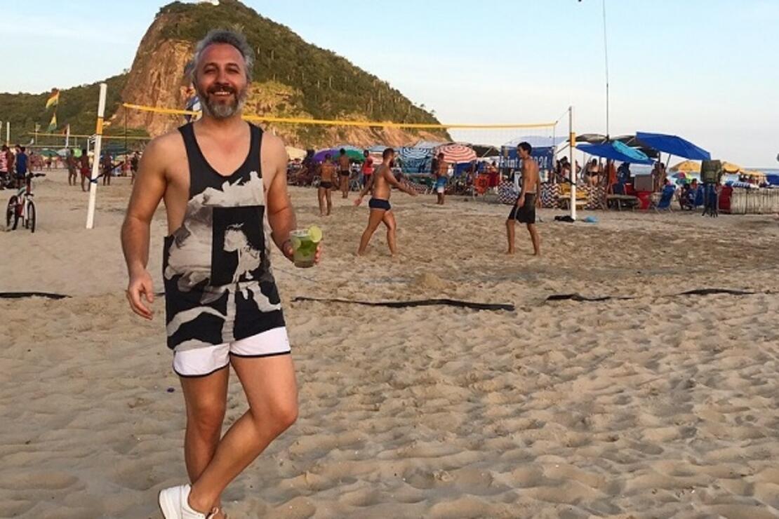 Kalbim Rio Karnavalı'nda kaldı