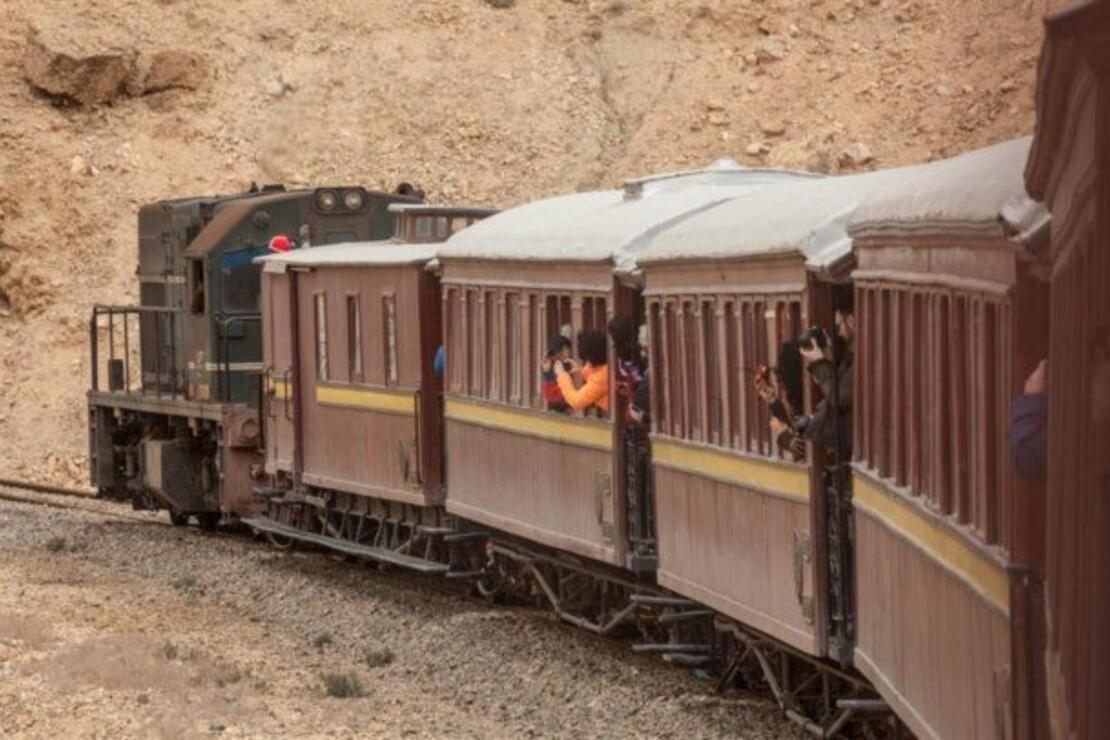 Tunus'un 'Osmanlı Treni'