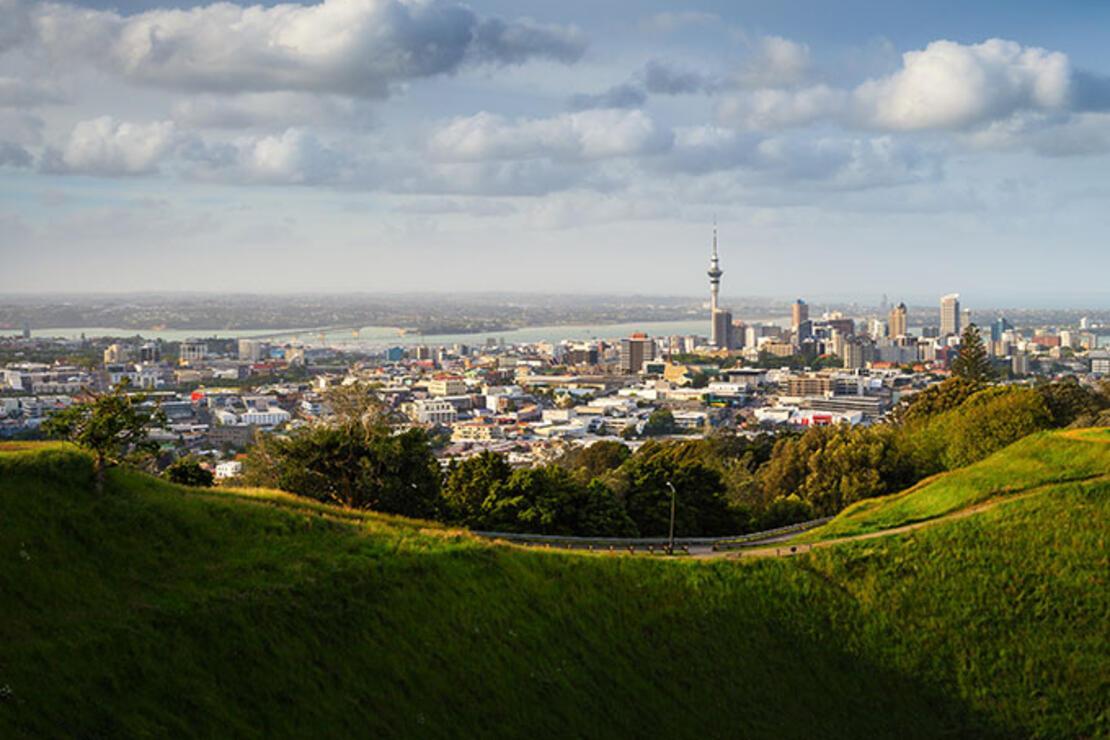 36 saatte Auckland