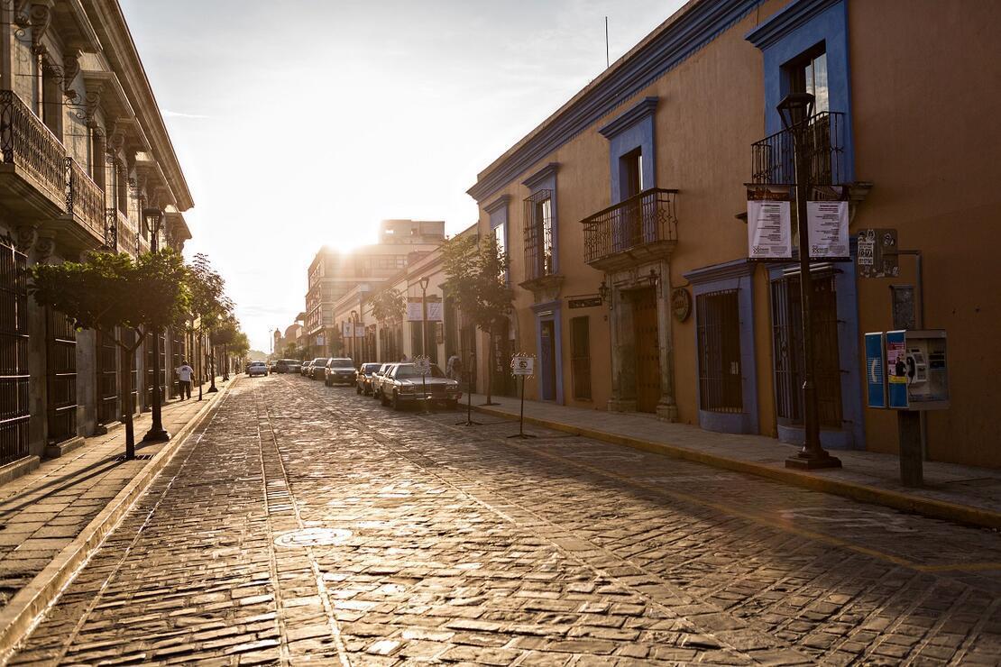 36 saatte Oaxaca