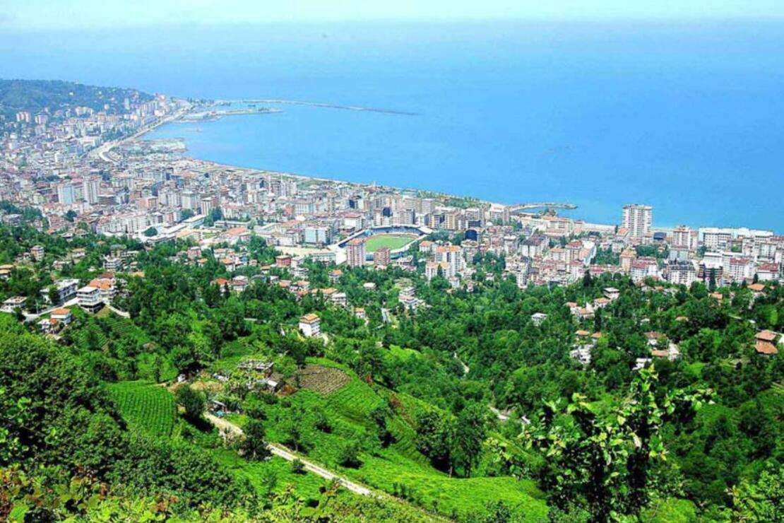Karadeniz'in cennet köşesi: Rize