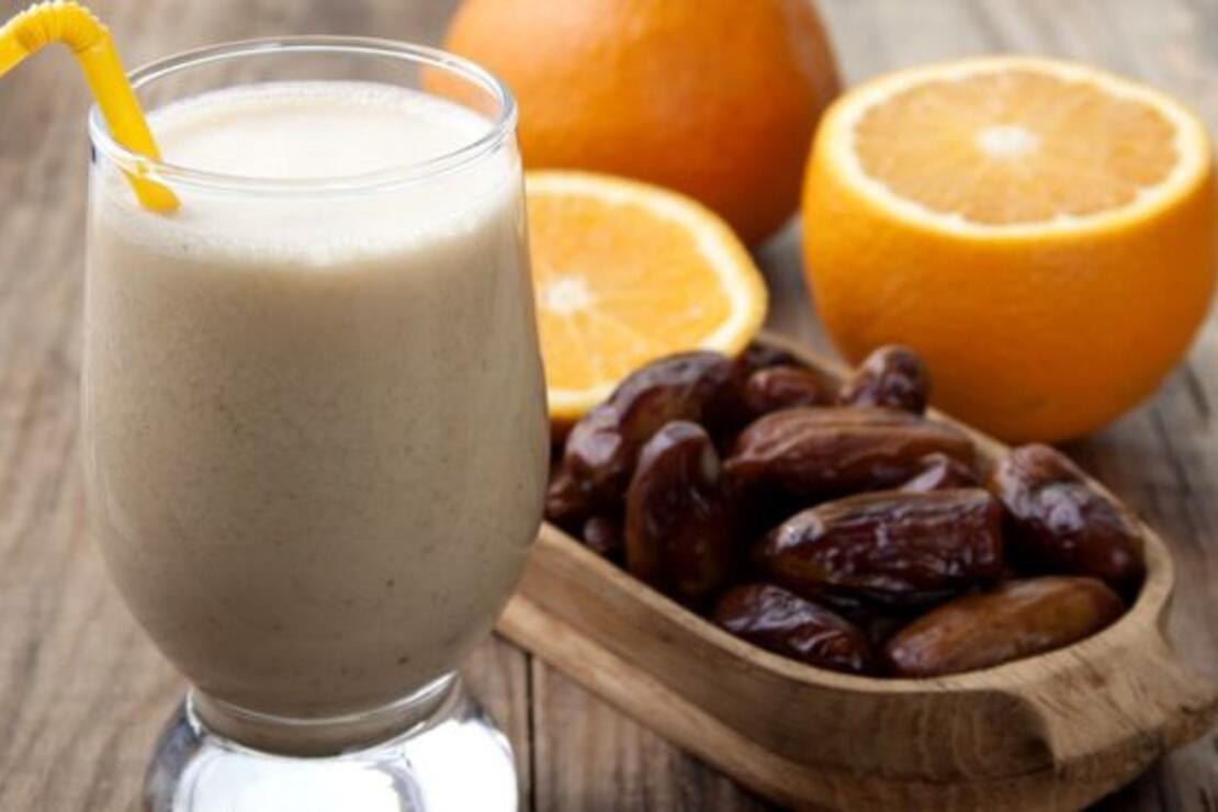California'da yetişen Arabistan hurmasıyla özel içecek