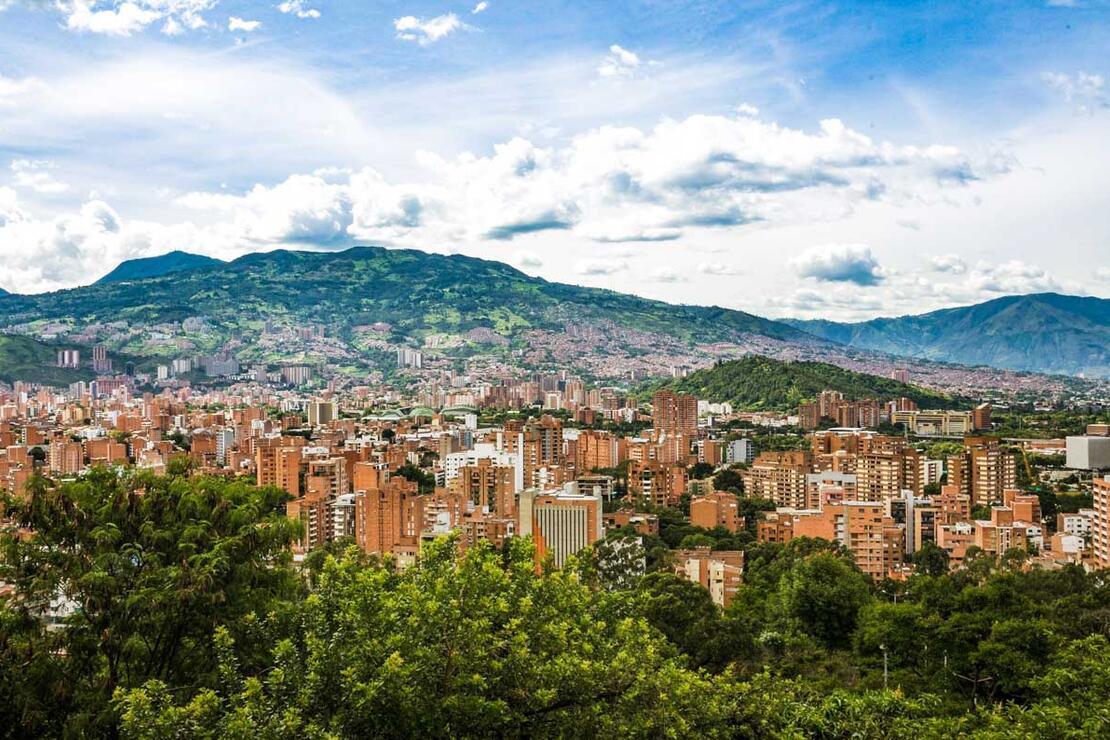 Yeniden doğan şehir: Medellin